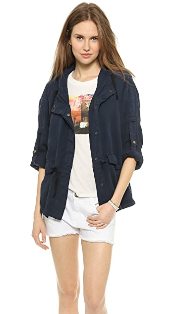 Current/Elliott The Summer Parka