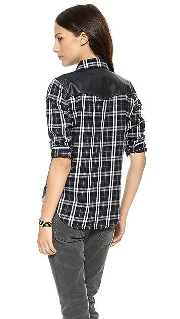 Current/Elliott The Western Shirt