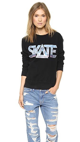 Current/Elliott The Skate Revival Sweatshirt