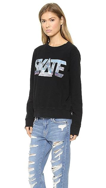 Current/Elliott The Skate Revival Sweatshirt
