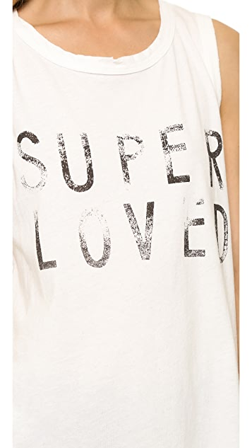 Current/Elliott The Super Loved Muscle Tee