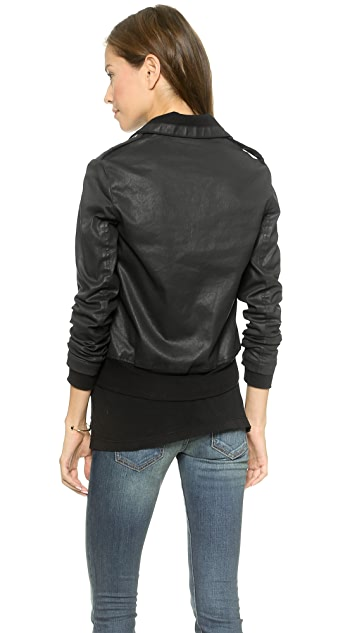 Current/Elliott The Southside Bomber Jacket