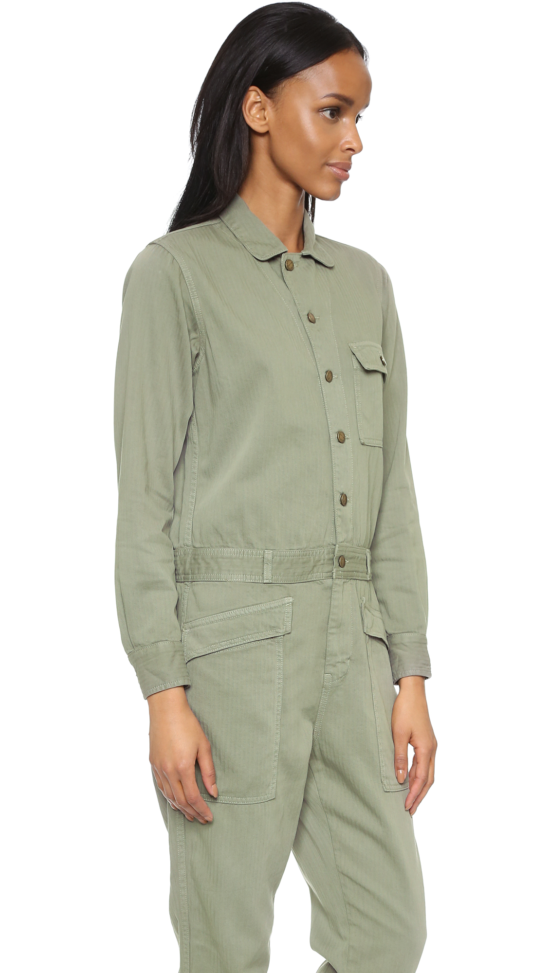 ace89ff452d9 Current Elliott The Rosie Coveralls