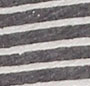 Black Broken Stripe