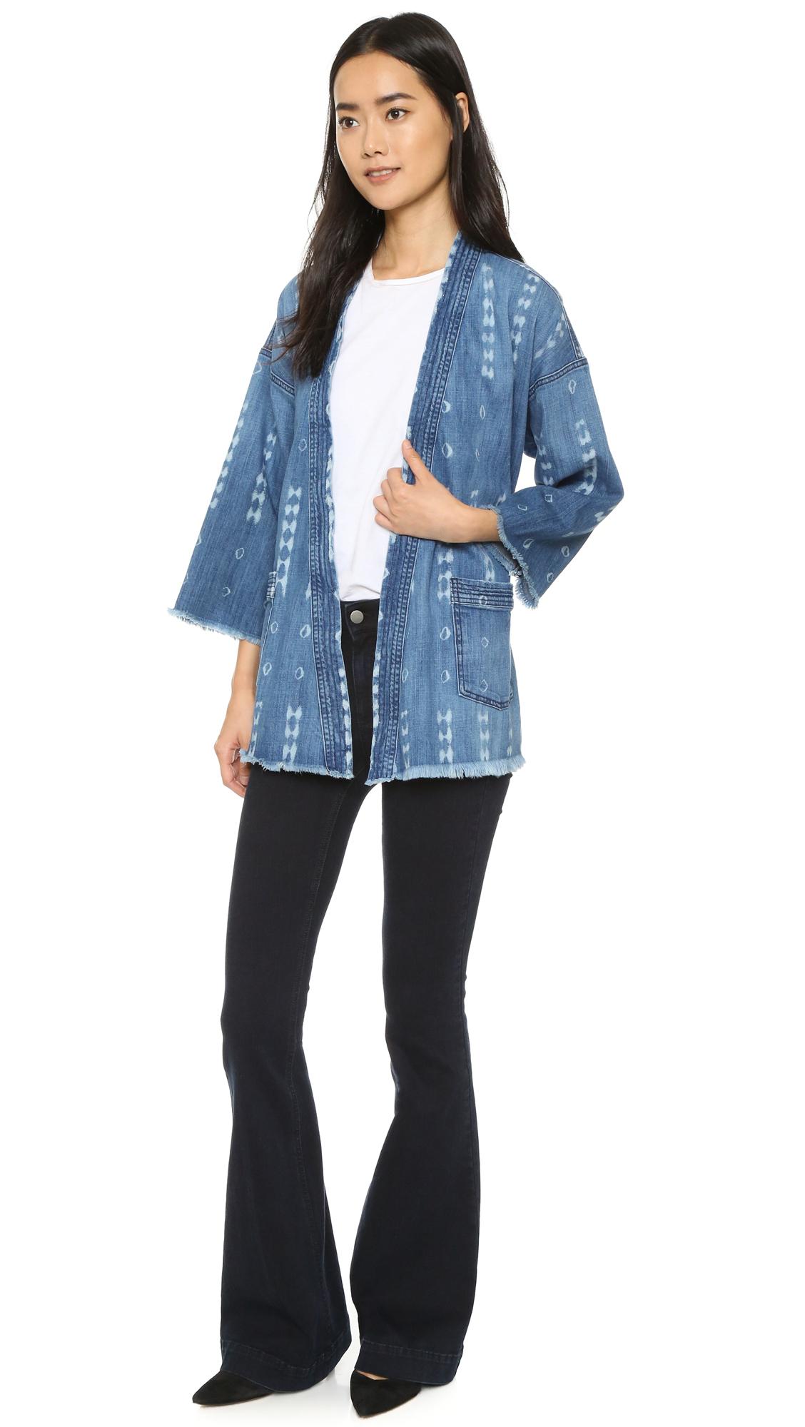Current/Elliott The Kimono Jacket | SHOPBOP