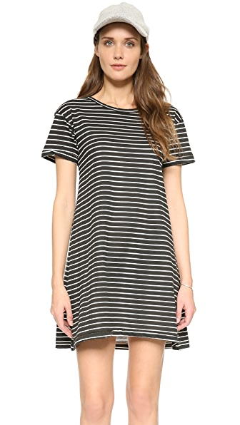 Current/Elliott The Knit Tee Dress