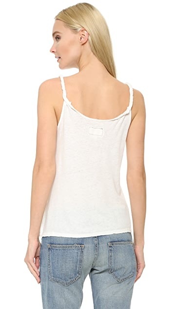 Current/Elliott The Twisted Strap Tank