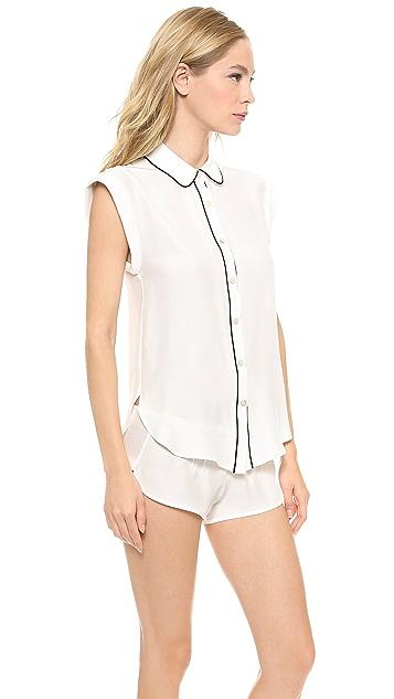 CURRICULUM VITAE Taylor Roll Sleeve Shirt