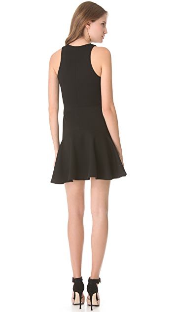 Cushnie Et Ochs Sleeveless Scuba Dress
