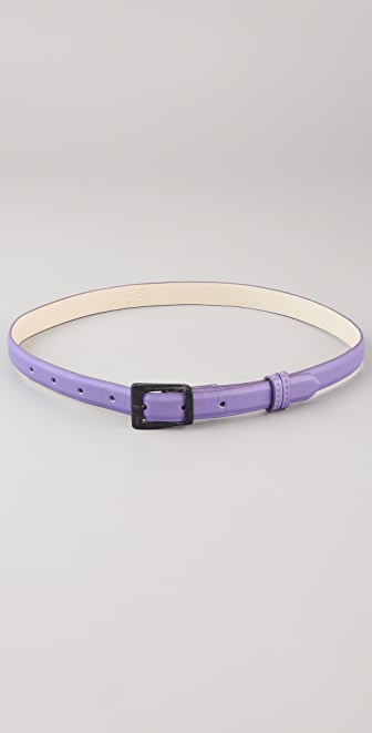 Cut25 by Yigal Azrouel Skinny Belt