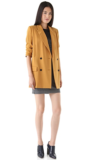 Cut25 by Yigal Azrouel Oversized Blazer