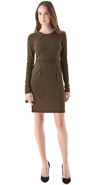 Cut25 by Yigal Azrouel Merino Sweater Dress