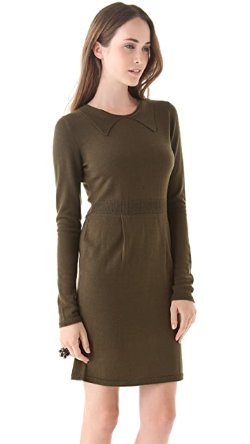 Cut25 by Yigal Azrouel Merino Sweater Dress