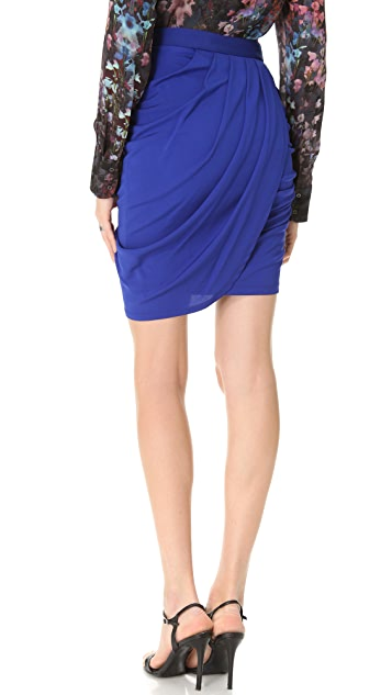 Cut25 by Yigal Azrouel Draped Skirt