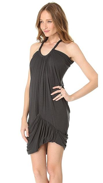 Cut25 by Yigal Azrouel Asymmetrical Modal Dress