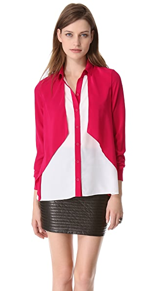 Cut25 by Yigal Azrouel Flare Front Top
