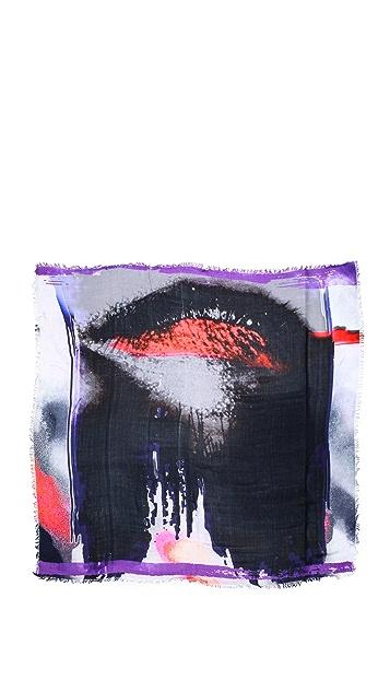 Cut25 by Yigal Azrouel Eyeshadow Scarf