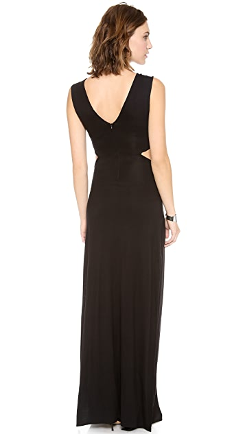 Cut25 by Yigal Azrouel Cutout Gown