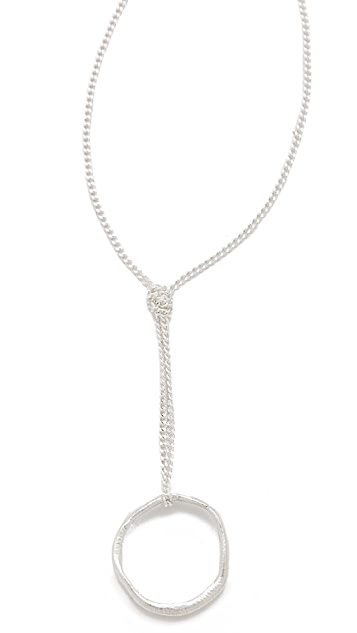 Cornelia Webb Mono Me Necklace