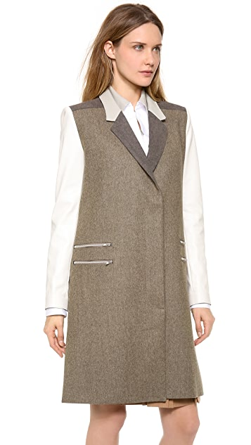 Creatures of the Wind Ted Girl Coat