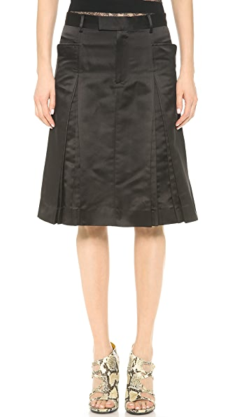 Creatures of the Wind Box Pleat Skirt