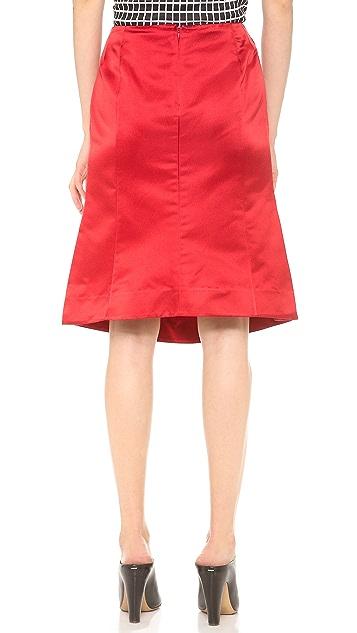 Creatures of the Wind Embellished Kick Back Skirt