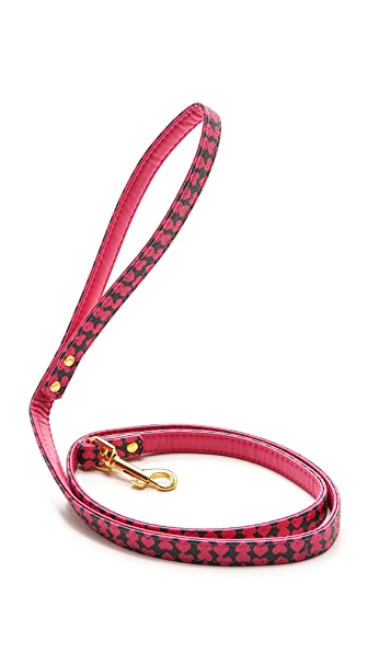 "C. Wonder Hearts 5/8"" Dog Leash"
