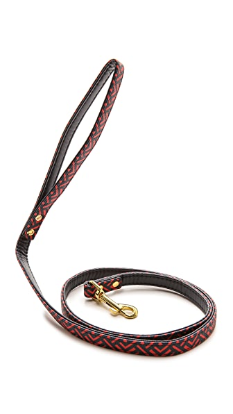 "C. Wonder Linked Diamond 5/8"" Dog Leash"