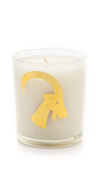 C. Wonder Zodiac Votive Candle