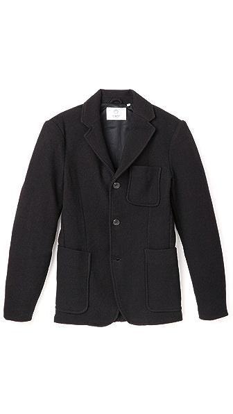 CWST Wool Utility Blazer