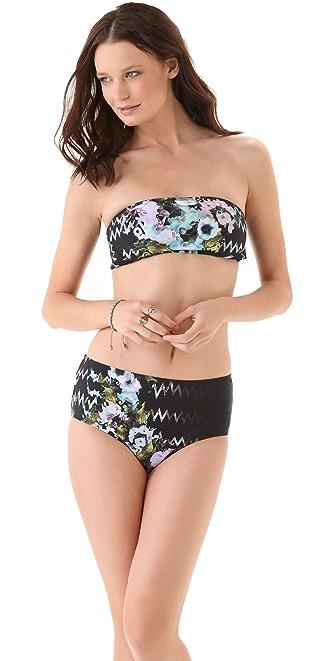 Cynthia Rowley Blossom Bikini Set