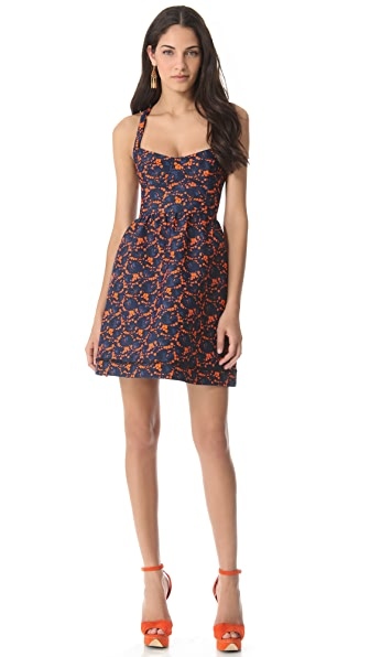 Cynthia Rowley Bonded Party Dress