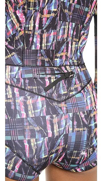 Cynthia Rowley Printed Wetsuit