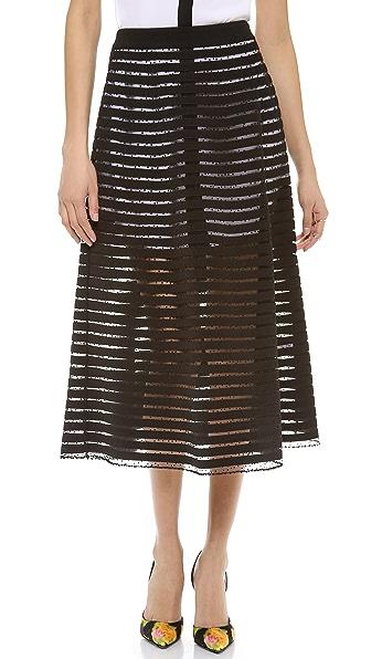 Cynthia Rowley Midi Skirt