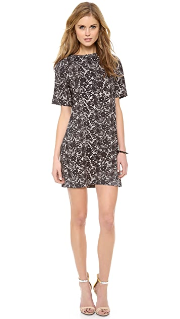 Cynthia Rowley T-Shirt Dress