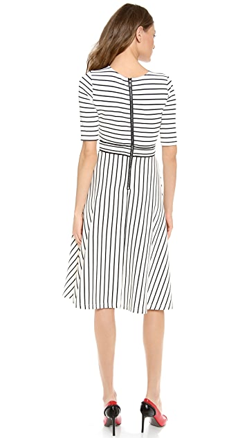 Cynthia Rowley Striped Dress