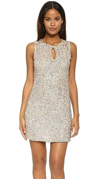 Cynthia Rowley Sequin Dress - Irridescent