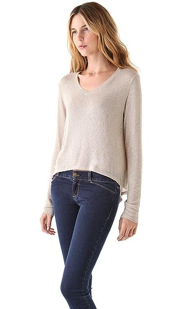 Daftbird V Neck Sweater
