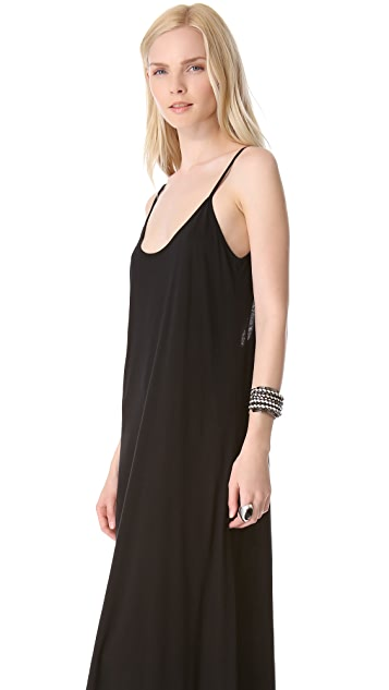 Daftbird Low Back Tank Dress
