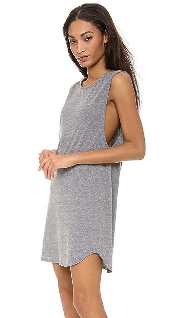 Daftbird Slub Throw Dress
