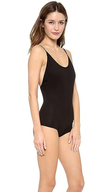 Daftbird Low Back Slip Bodysuit