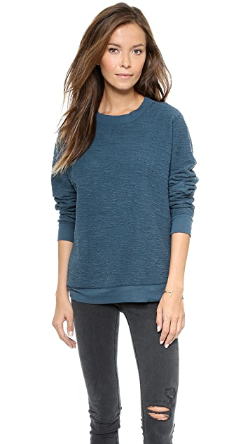 Daftbird Reverse Loop Sweatshirt