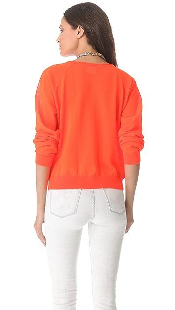 Dagmar Clem Ribbed Sweater
