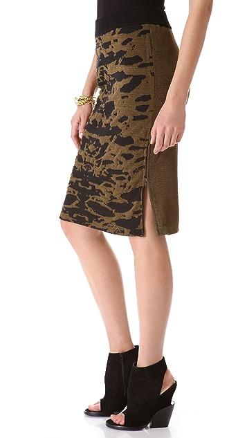 Dagmar Santina Pencil Skirt