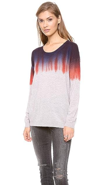 Dagmar Renee Dip Dye Cashmere Sweater