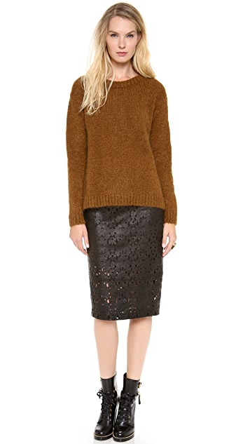 Dagmar Betta Mohair Sweater