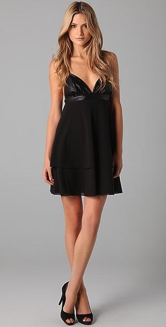 Dallin Chase Dani Sequined Dress