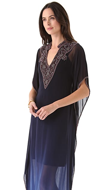 Dallin Chase Trace Caftan Dress