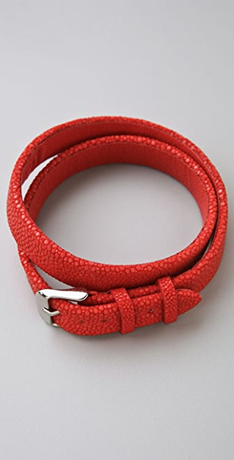 DANNIJO Makaha Stingray Wrap Bracelet