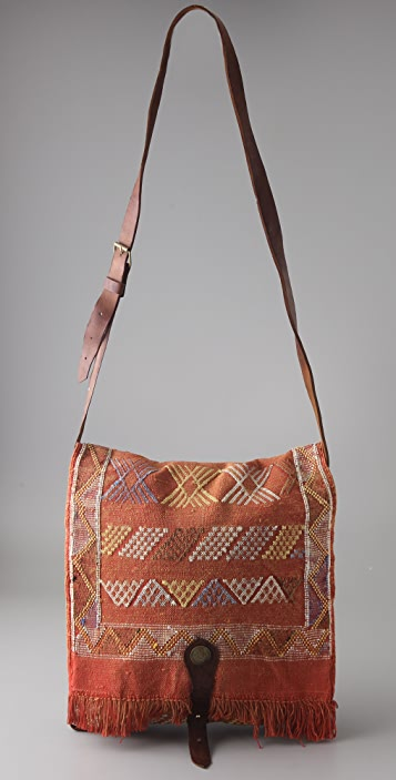 DANNIJO Moroccan Messenger Bag